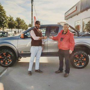 O cliente Nuno Dias procurava algo especial e encontrou o seu carro de sonho na Strakar Edição Extreme.