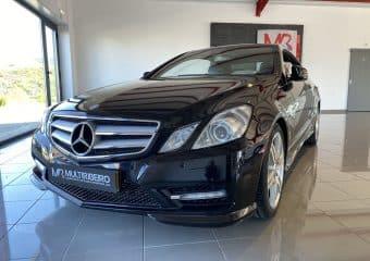 Mercedes Benz E250 CDI Coupe AMG